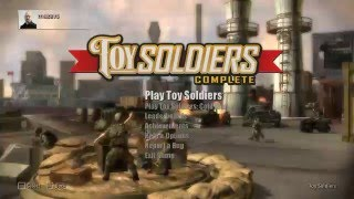 Toy Soldiers: Complete | GamePlay PC 1080p@60 fps