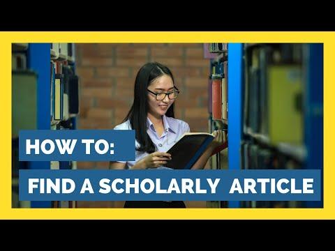 Short journal article