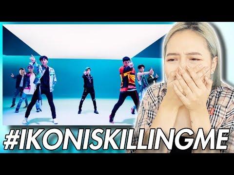iKON 아이콘 'KILLING ME 죽겠다' MV REACTION