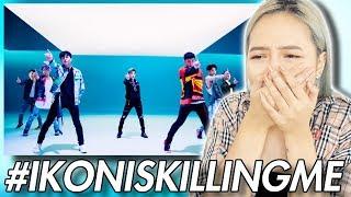iKON (아이콘) 'KILLING ME (죽겠다)' MV REACTION