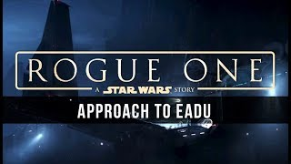 Michael Giacchino: Approach to Eadu [Rogue One: A Star Wars Story Unreleased Music]
