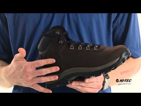 Altitude IV Waterproof - Premium Mens Hiking Boot from Hi-Tec (41100)