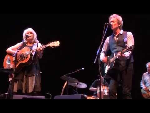 Emmylou Harris & Rodney Crowell - Return of the Grievous Angel