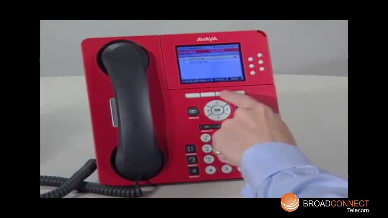 Avaya 9608 IP Phone Treiber Windows 7