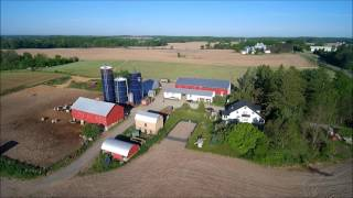 The Wurst Farm in Wisconsin and Typhoon H