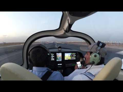 Landing - Kuwait Intl. Airport Runway 33R