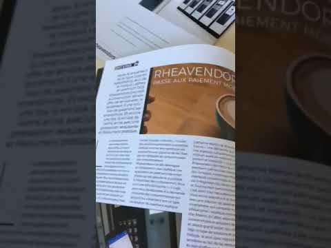 Article de presse F&CM n°30 RHEAVENDORS passe au paiement mobile