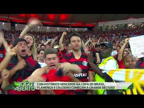 Flamengo E Cruzeiro Se Encontram Na Final Da Copa Do Brasil