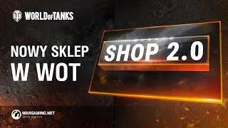 Nowy sklep w grze World of Tanks