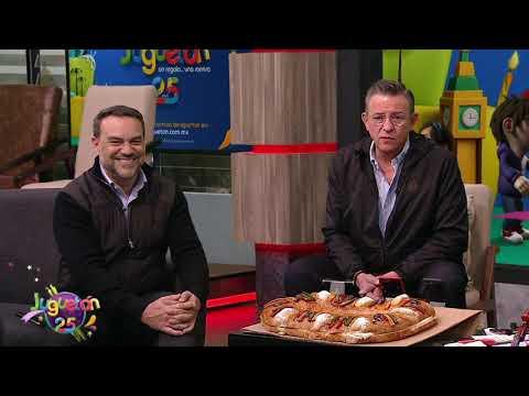 Ricardo Vázquez, Director De Televisoras Regionales De TVA, Habla Sobre El Juguetón