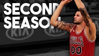 NBA 2K16 My Career Season 2 Chicago Bulls Debut!