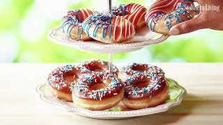We're Very Excited for These Fourth of July Krispy Kreme Doughnuts   Southern Living