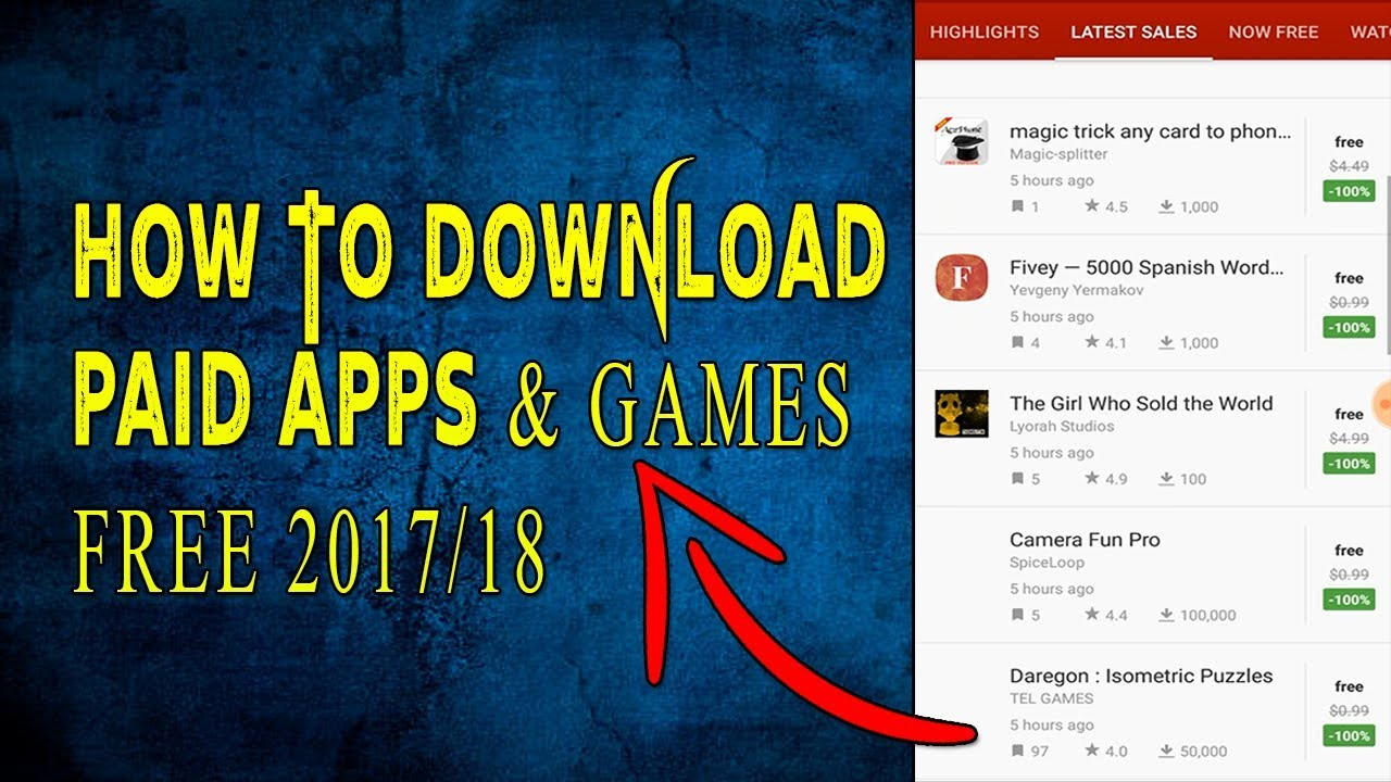 how to download youtube videos on android 2017