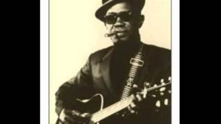 Texas Blues Guitar - Long Tall Mama (SMOKEY HOGG)
