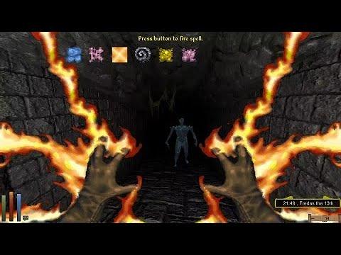 Daggerfall Unity [Warlock] Part 3