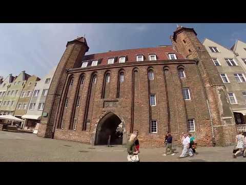 Danzig (Gdańsk)-Polen  Mai 2017