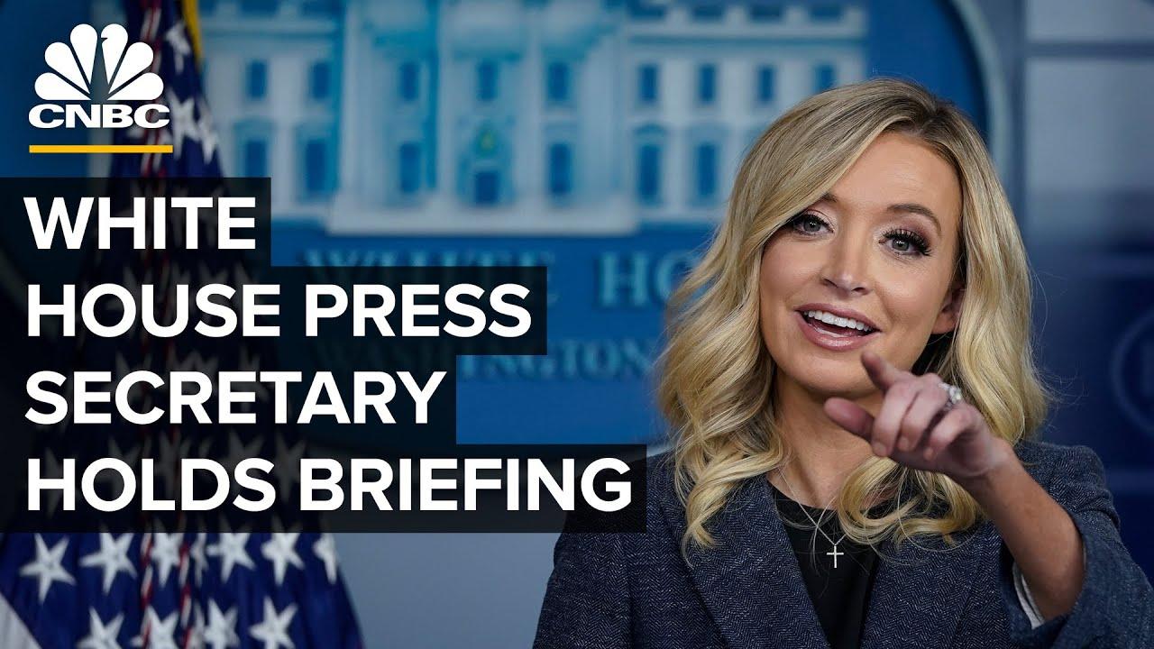 White House Press Secretary Kayleigh McEnany holds briefing — 6/8/2020