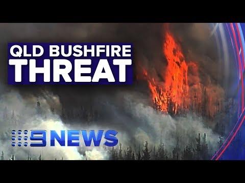 QLD declares state of fire emergency | Nine News Australia