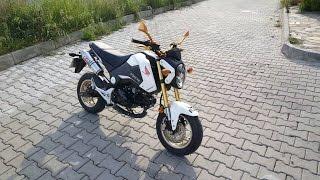 Honda Msx 125 Yoshimura Egsoz / Honda Grom Yoshimura Exhaust
