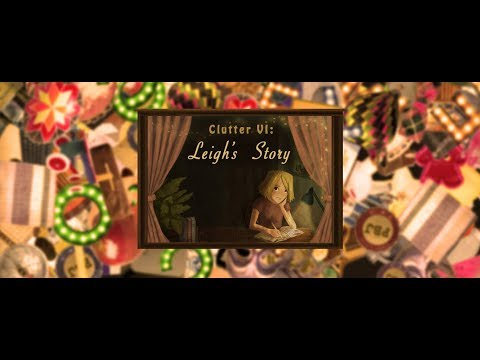 Clutter VI: Leigh's Story - Gameplay