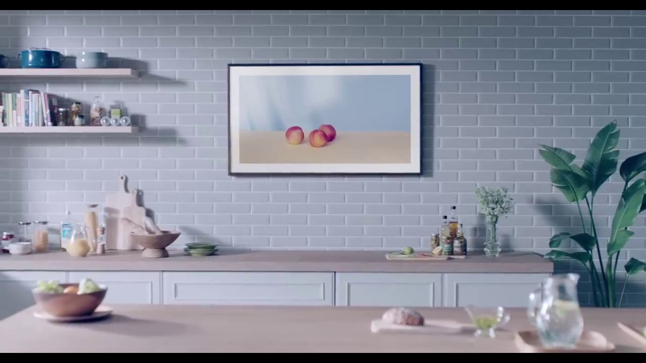 Introducing : Samsung The Frame Art Display TV - YouTube