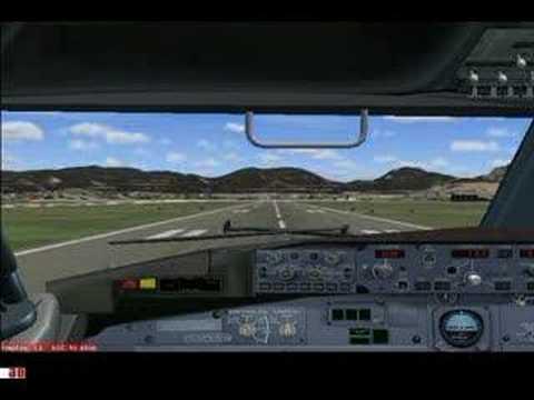 FS Emergency Landing, Honolulu