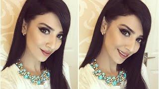 TUTORIAL | Turquoise Makeup Look