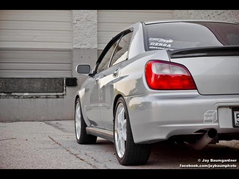 how to make stock wrx exhaust louder