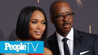 Angela Bassett On How She Met Husband Courtney B. Vance & Their 'Passionate' Marriage | PeopleTV