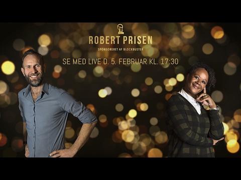 Robertprisen 2017 - LIVE