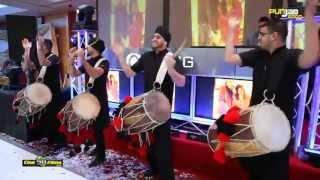 Ministry of dhol live performance