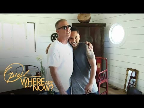 Tahj Mowry: The Main Thing My Dad Taught Me | Where Are They Now | Oprah Winfrey Network