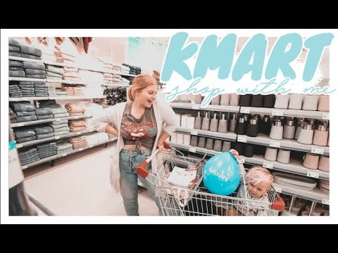 Kmart Shop With Me + Haul