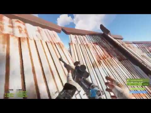 The Greatest Hemp Farmer in Rust! How to turn a wipe around.