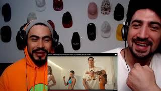 Daviles de Novelda, Omar Montes, Rvfv, Keen Levy - NORMAL QUE SE LO CREA| Reacción Flow Tasters
