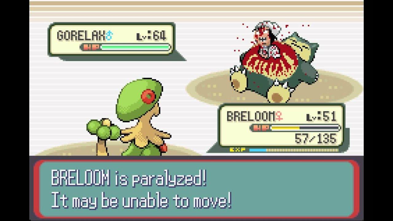 Pokemon snakewood part 36 zombie norman youtube