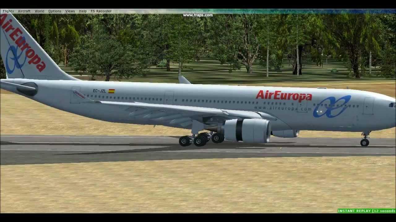 A330 Fsx