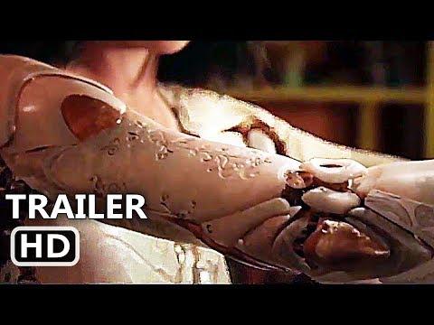 ALITA BATTLE ANGEL    2018 James Cameron, Robert Rodriguez SciFi Movie HD