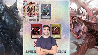 YuGiOh December Madness Treasures of the Pharaoh, Legendary Collection Opening! Return of the Gods!!