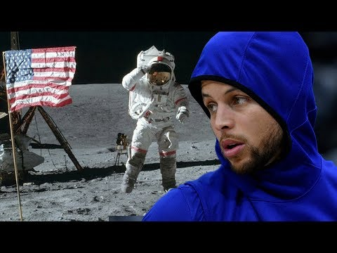 - Steph Curry Says Moon Landings Were Fake, NASA Offers To Show Him Proof