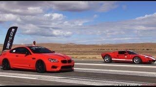 Vorsteiner BMW M6 F12 Vs Whipple Ford GT