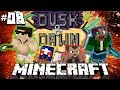 And so it begins... | MineCraft Dusk and Dawn #08