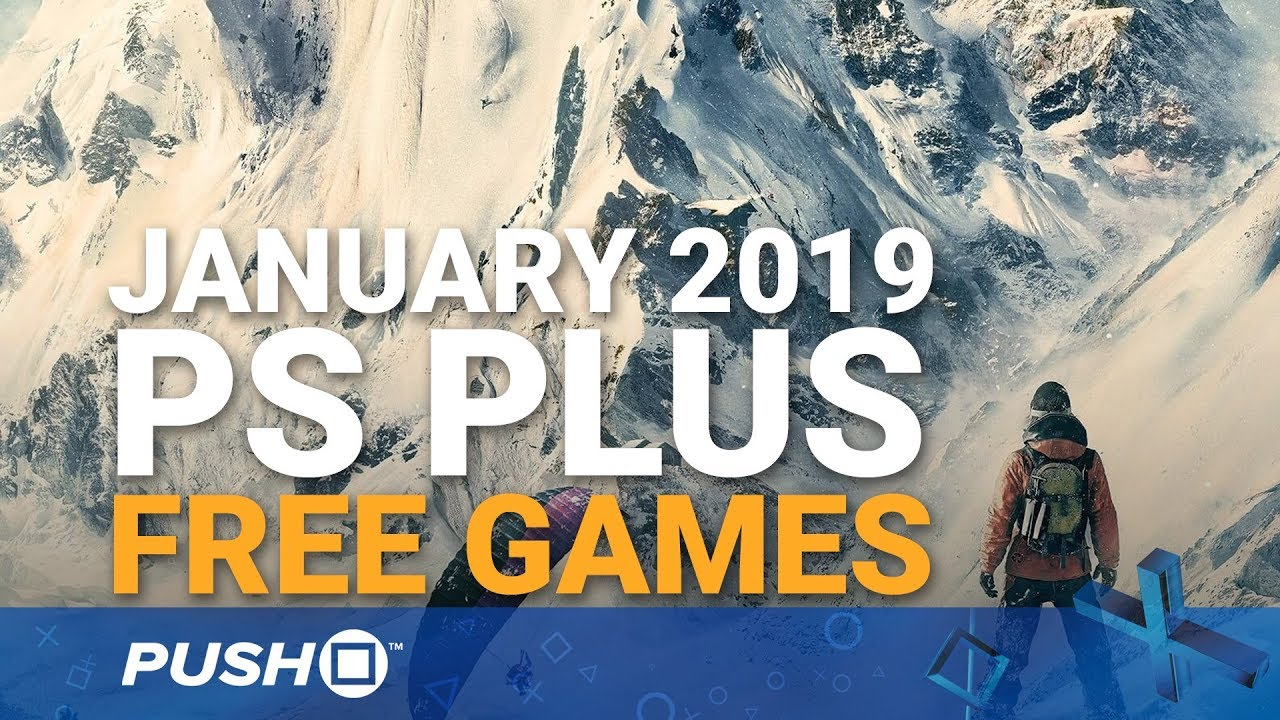 Free Ps Plus Games Announced January 2019 Ps4 Ps3