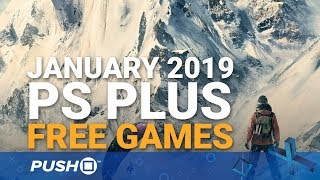 Free Ps Plus Games Announced: January 2019 | Ps4, Ps3, Vita | Full Playstation Plus Lineup