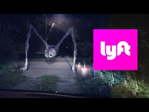 this Horrifying Lyft ride was almost my last..
