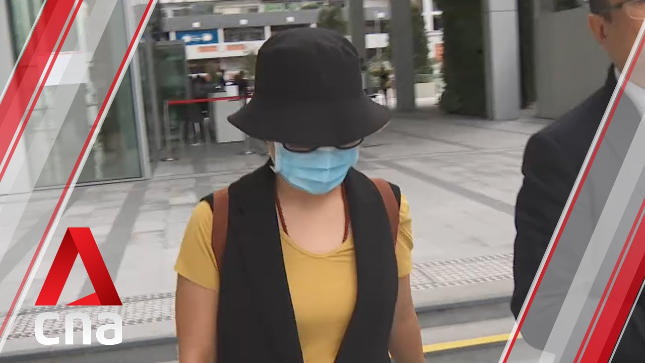 China couple charged for obstructing COVID-19 containment work in Singapore thumbnail