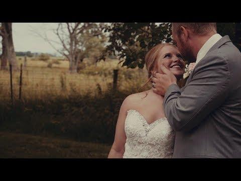 Morgan & Vance (at JLH Wedding Barn)