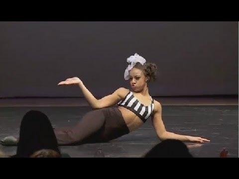 "Dance Moms - Nia Frazier Solo ""Damsel In Distress"" (Full Dance)"