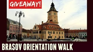 Brasov Romania Travel Guide | Brasov Walking Tour