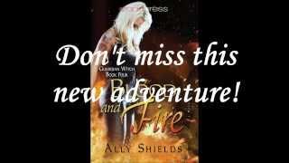 Blood & Fire Official Book Trailer